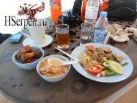 Острая и вкусная еда в Таиланде