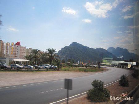 Отзыв об отдыхе в Турции в Кемере в августе 2012, часть 1