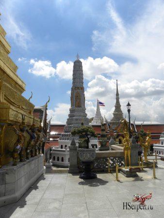 Дворцы и храмы Бангкока