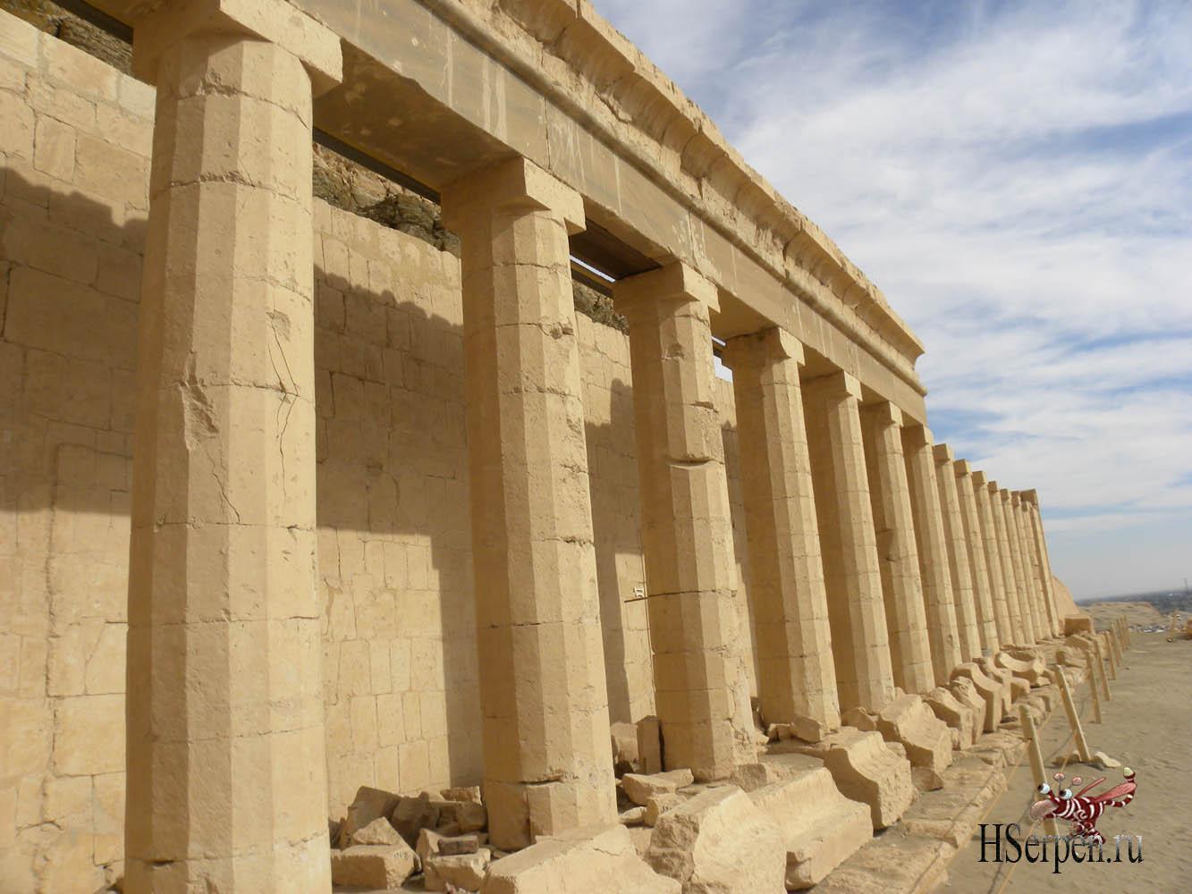 Комментарии об изучении Древнего Египта
