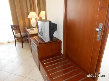 """Описание номеров тип """"Standard rooms"""" в отеле  Sierra Resort 5*, Шарм-эш-Шейх"""
