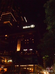 Заметки про отели в Паттайе, Таиланд