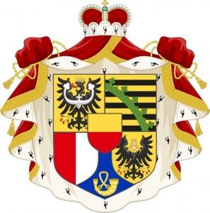 Герб Княжества Лихтенштейн