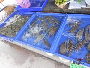 Где в Таиланде можно поесть аутентичную еду? Конечно SeaFood!