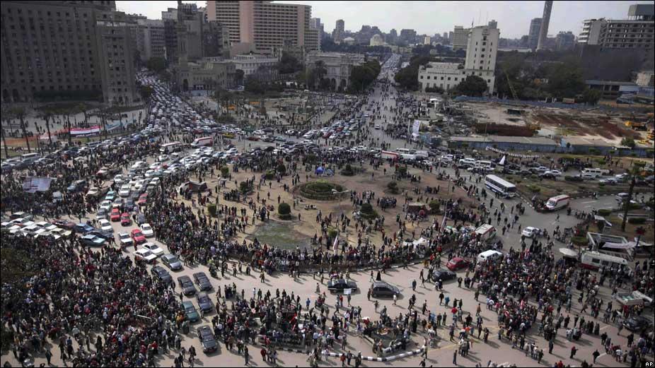 Безопасен ли отдых в Египте осенью в 2013 году?