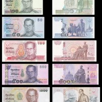 Наличные деньги в Таиланде