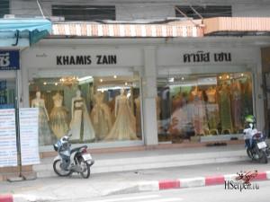 Купить свадебное платье в Паттайе