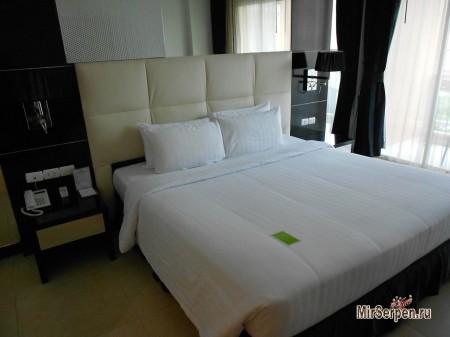 """Описание номеров тип """"DeLuxe"""" в отеле Nova Platinum 4*, Паттайя, Таиланд"""