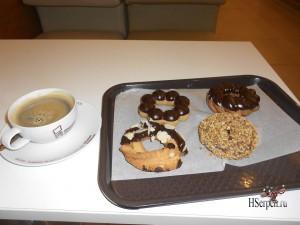 """Кафе """"Mister Donut"""", Паттайя, Таиланд"""