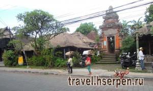Традиционные экскурсии на Бали