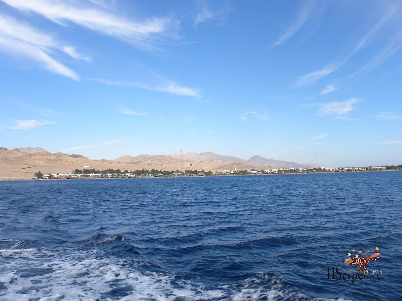 Дахаб, море и рыбки