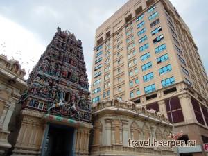 Путешествие по Малайзии: Куала-Лумпур