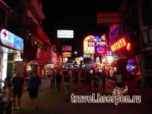 Горячий отпуск в Таиланде