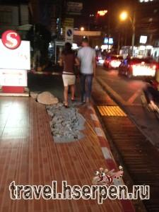 Тайская рулетка - игра со смертью