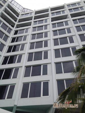 Описание отеля Hard Rock Hotel Pattaya 4*, Паттайя, Таиланд