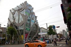 Хондэ: выход за привычные рамки в западном Сеуле