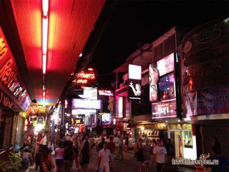 Мифы о Таиланд: Количество клиентов у танцовщиц из go-go баров