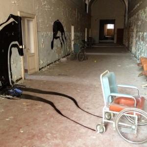 Заброшенная психиатрическая больница в Парме, Италия