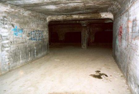 Недостроенное метро в Цинциннати, США