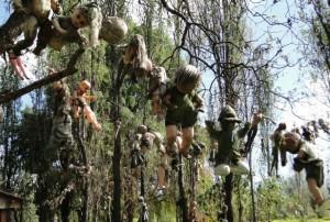 Остров заброшенных кукол, Мексика