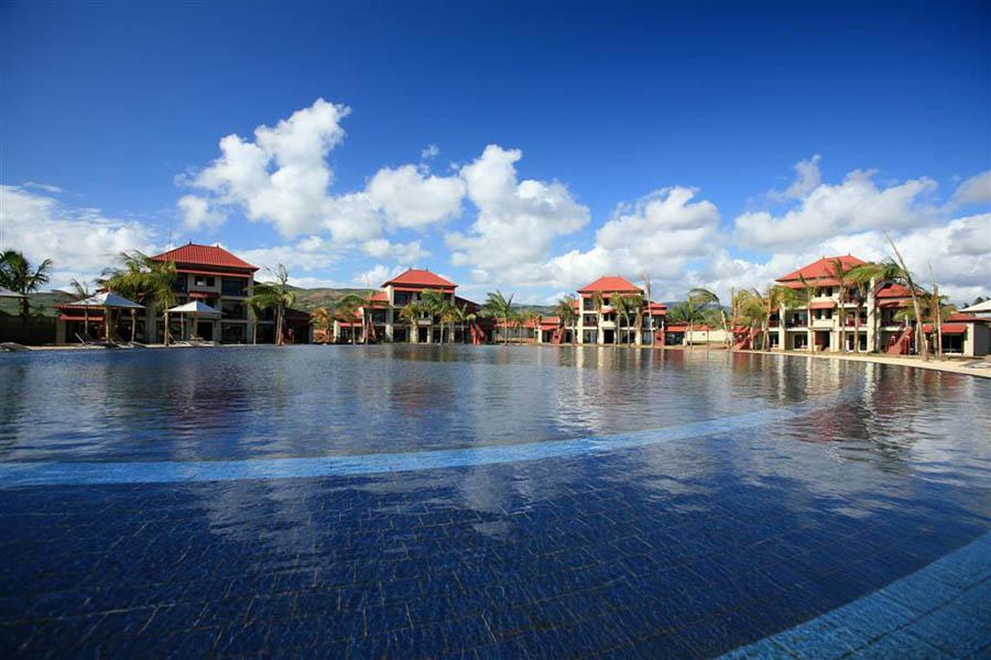 Город Маебург - южная часть острова Маврикий