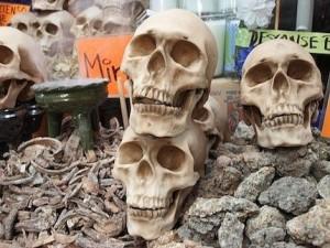еще страшнее Колдовской рынок Сонора , Мехико, Мексика