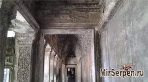 Храм Ангкор, провинция Сиемреап, Камбоджа