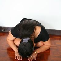 Женский вид крап, позиция 4