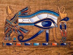 Глаз Ра – символ Египта