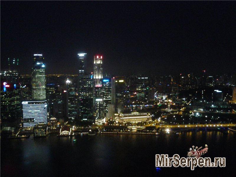 Ожидания и впечатления от Сингапура, июнь 2014