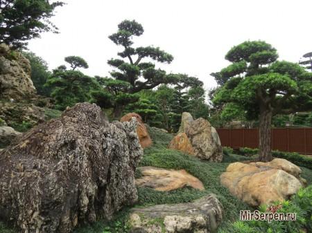 Сад Нан-Лиан: дыхание китайской культуры