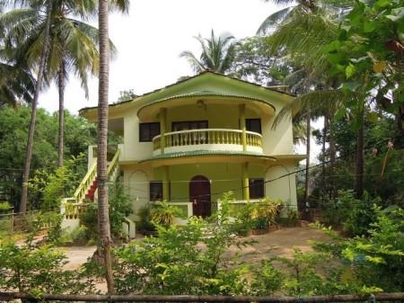 Пример виллы в аренду в Гоа, Индия