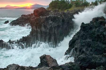 Вулканическое чудо острова Чеджу