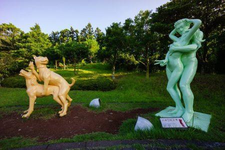 """Парк """"Love Land"""" на острове Чеджудо: да здравствует эротика!"""
