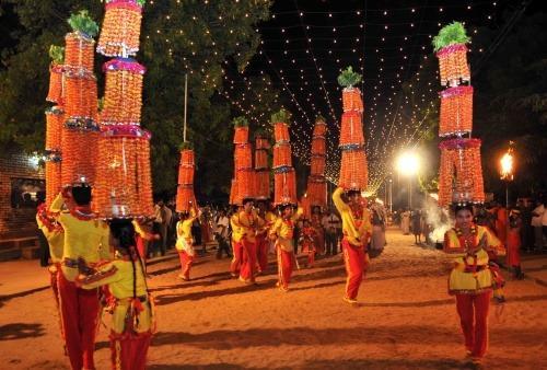 Священный город Катарагама, Шри-Ланка