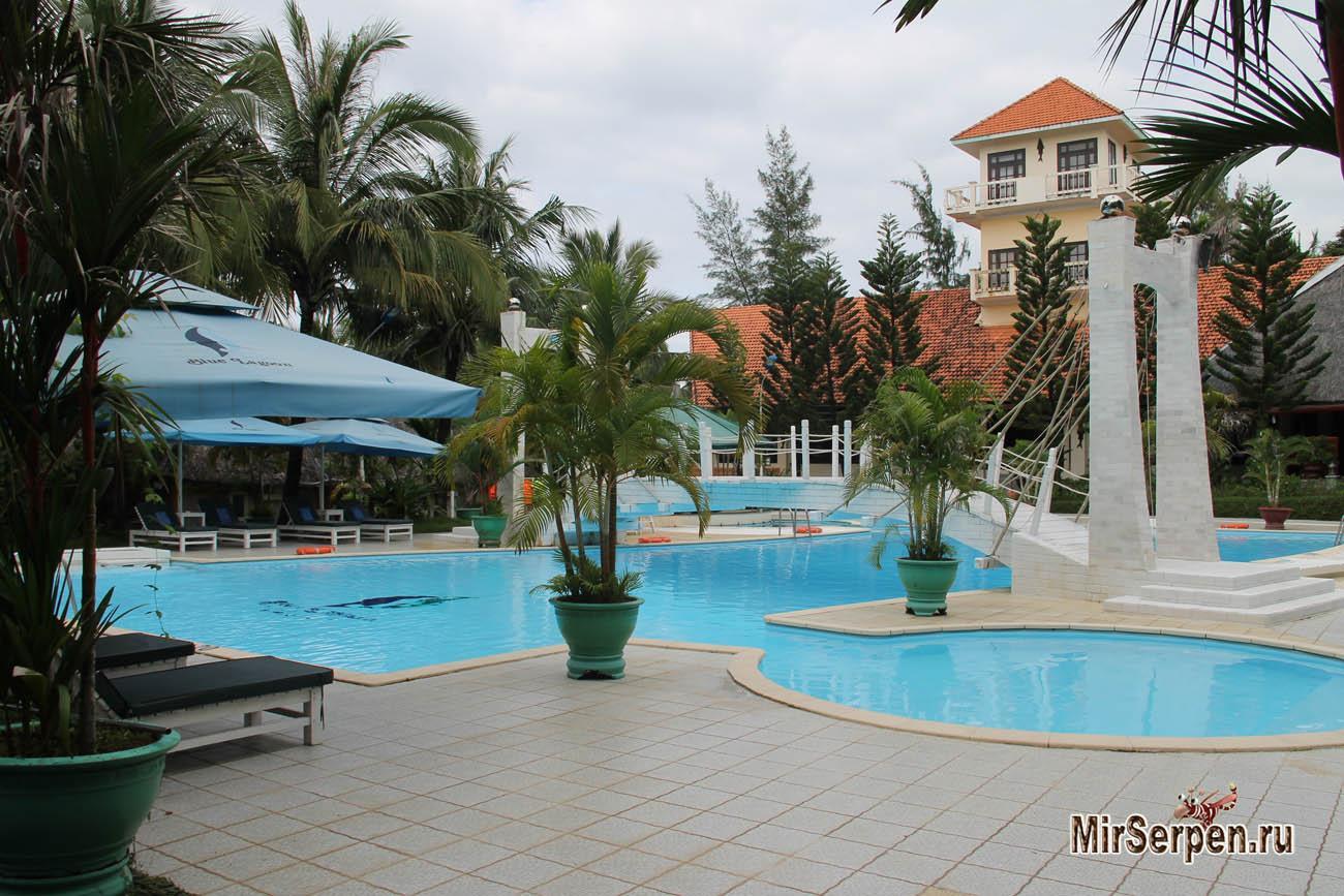 Спокойный отдых в Sasco Blue Lagoon Resort 4*, Фукуок, Вьетнам