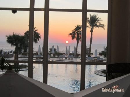 Отзыв об отеле Hilton Sharm Waterfalls 5*, Шарм-эш-Шейх, Египет