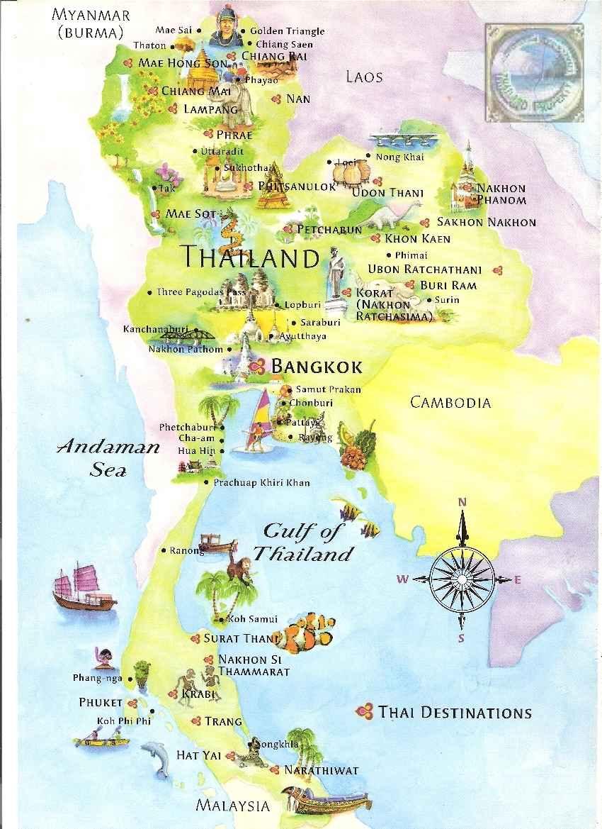 """Оформление карт на сайте """"Мир путешествий Серпеня"""""""