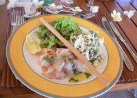Салат миллионеров - культовое блюдо на острове Маврикий