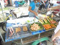 Особенности приготовления еды уличными торговцами на Пхукете