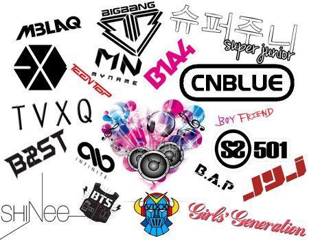 Интересные сайты о K-Pop