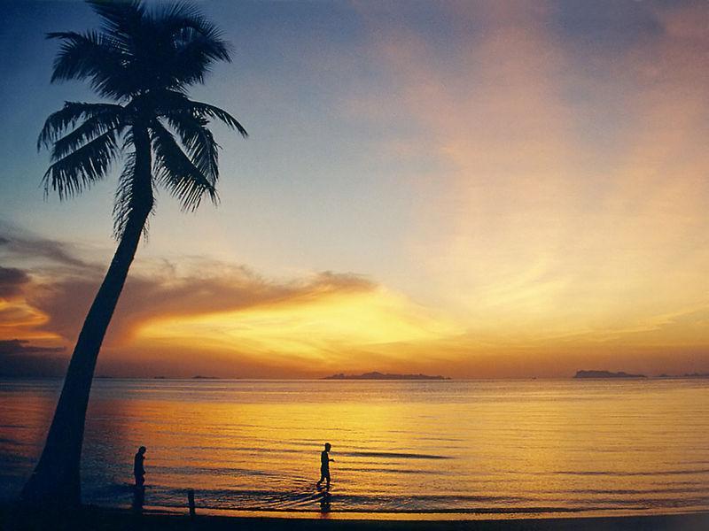 Пляжи острова Самуй, провинция Сураттани, Таиланд