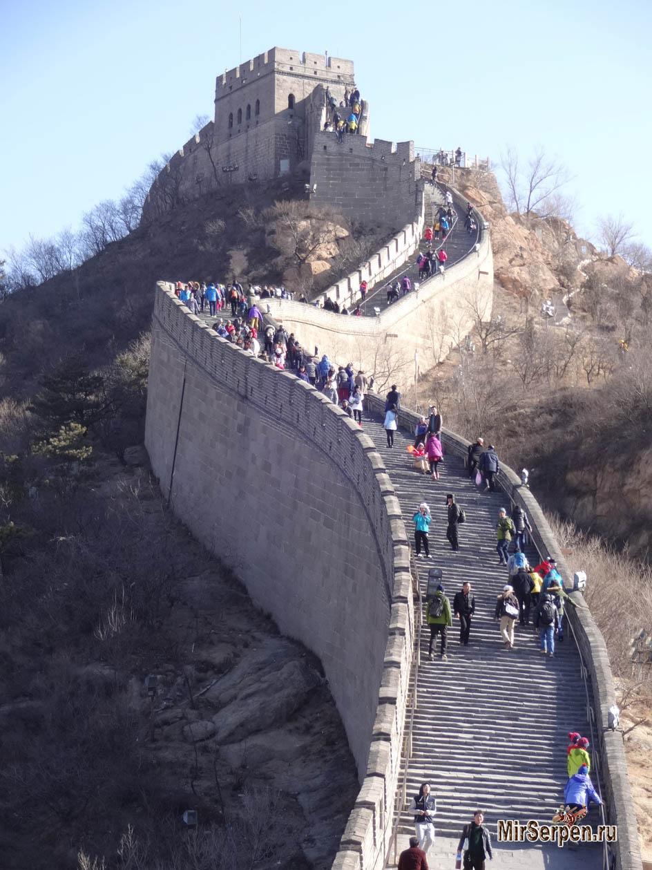 Путешествие своим ходом к Великой китайской стене