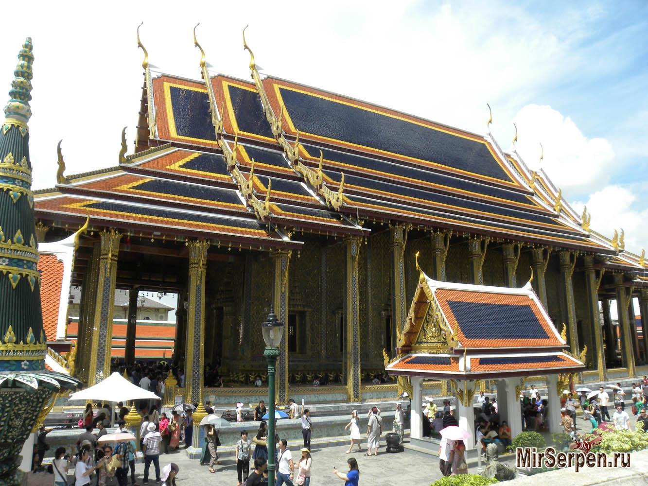 Особенности поведения в Таиланде, часть 1