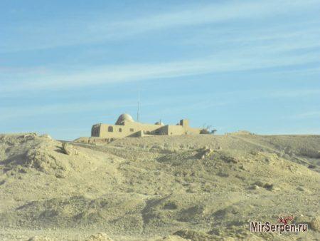 Грустная реальность долины царей в Луксоре, Египет