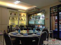 Чаевые в китайских кафе Таиланда