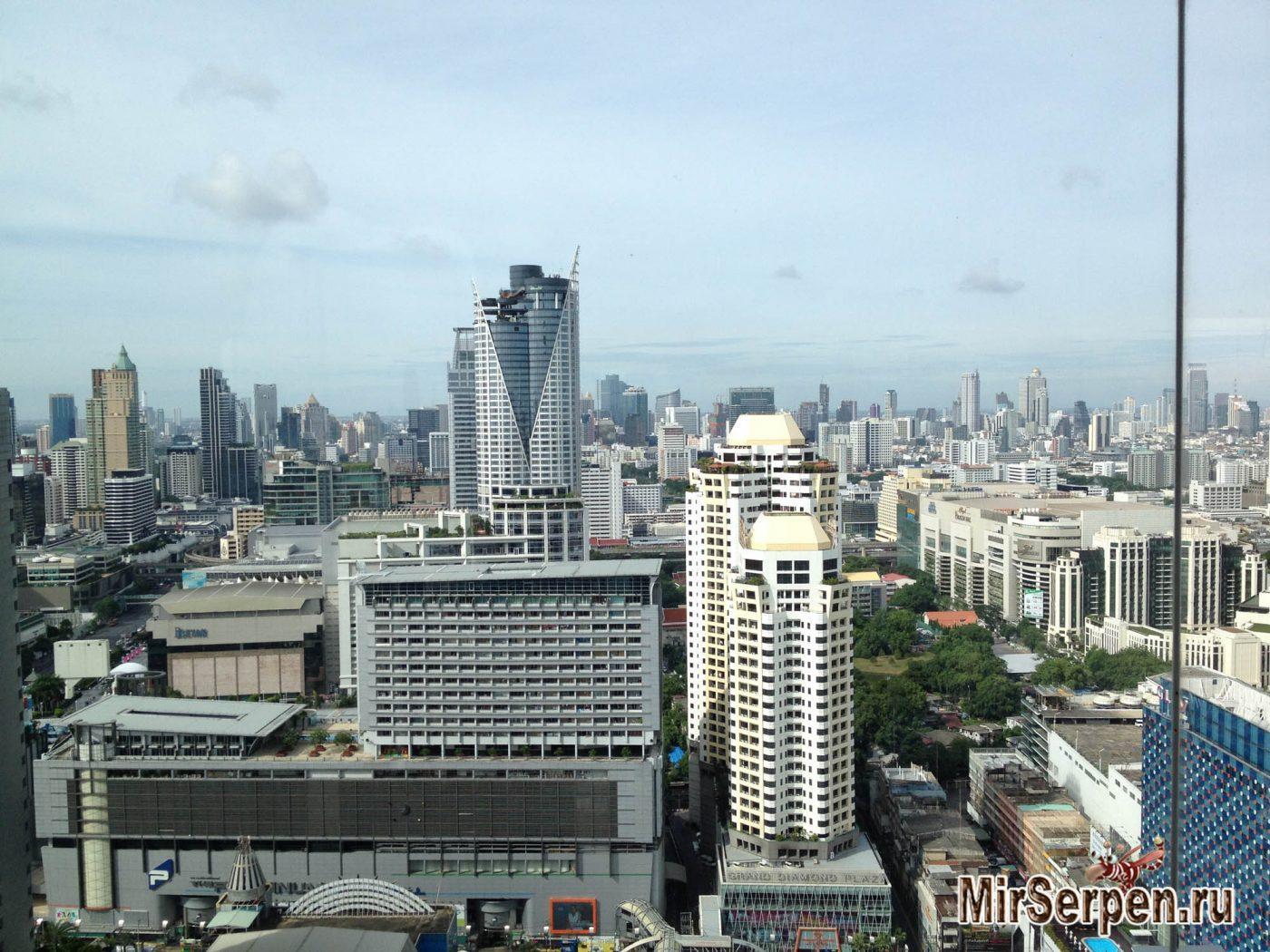 Выбор отеля при посещении Бангкока