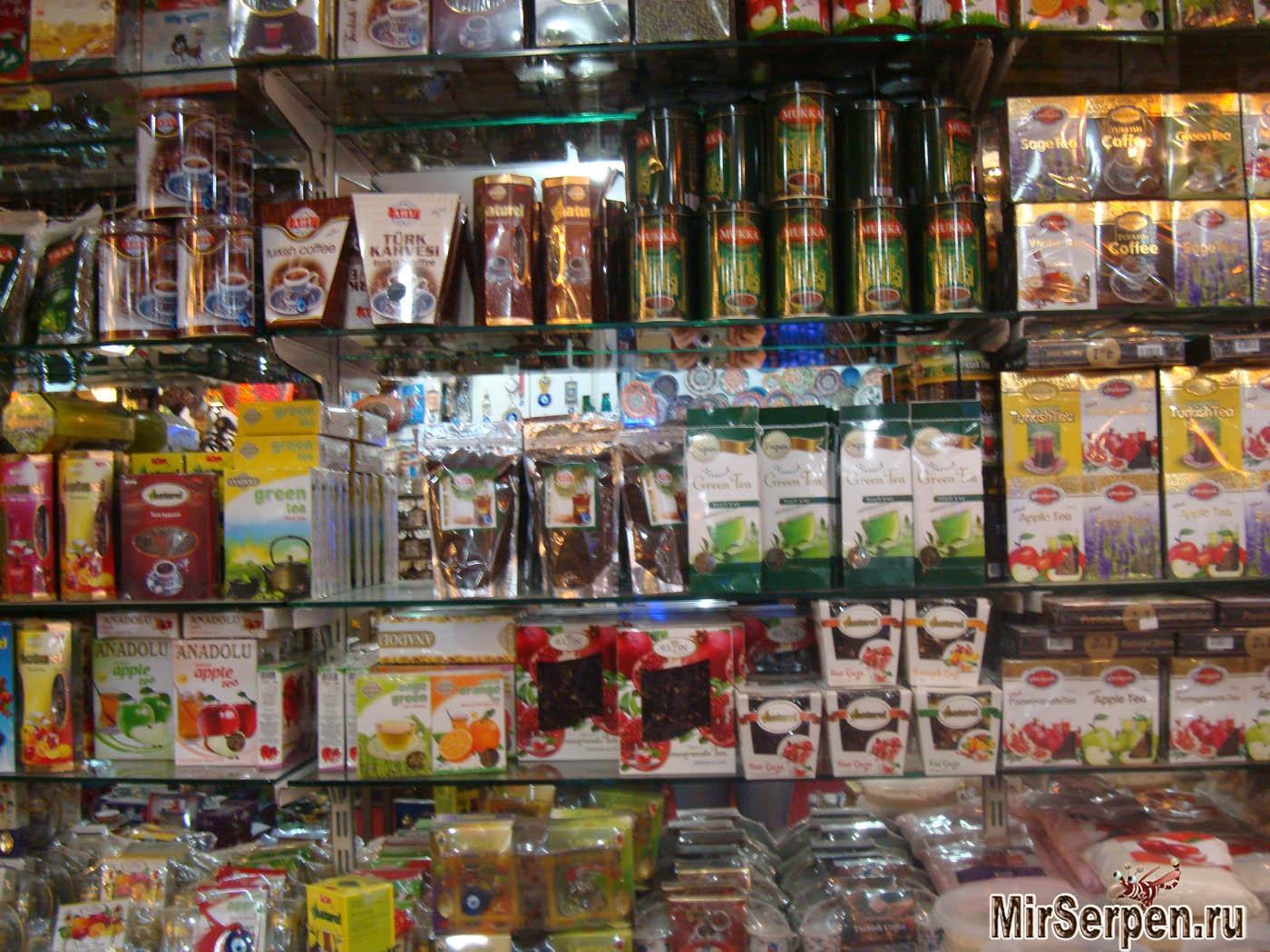 Советы туристам по шоппингу в Турции