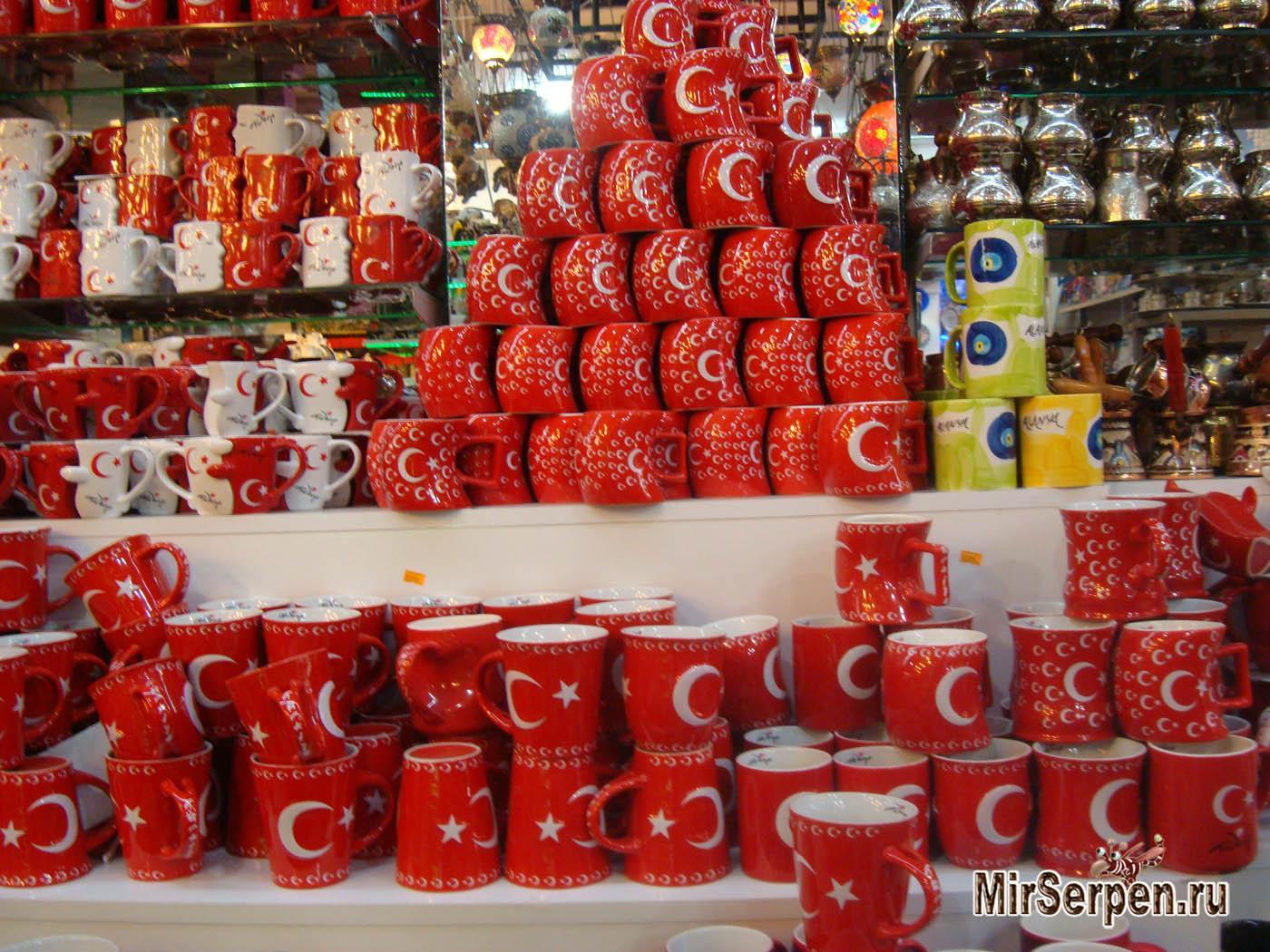 Цены в Турции на продукты: прогулка по рынкам