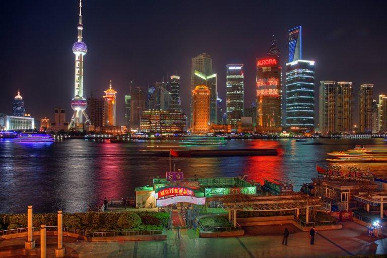 Ночная жизнь Шанхая глазами студентки